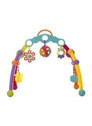 Playgro Fold and Go Play Gym, Multicolour