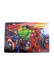 Marvel Avengers 3D Tablemat, 2 Pieces, Multicolor