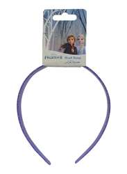 Disney Frozen II Headband for Girls, Purple