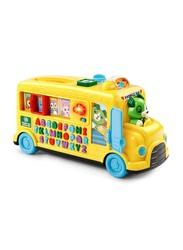 Leap Frog Alphabet Phonics Bus, Ages 1+, Yellow