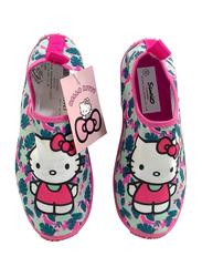 Sanrio Hello KittySneakers for Girls, 32 EU, Fuschia