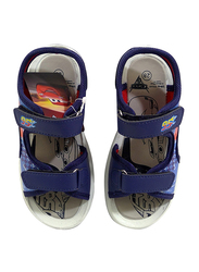 Disney Cars Sandals for Boys, 29 EU, Dark Blue