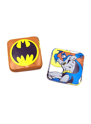 Warner Bros Batman DC 2-Pieces Expanding Magic Towels Set for Babies, Multicolor