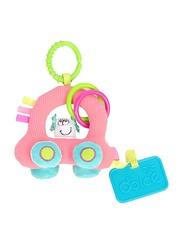Dolce Bubble Car Rattle Toy, Multicolour