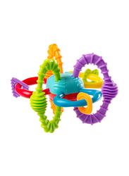 Playgro Bend & Twist Ball Rattle, Multicolour