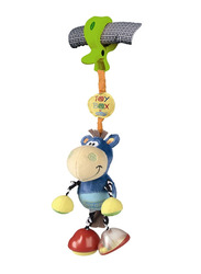 Playgro Toy Box Dingly Dangly Clip Clop Toy, Multicolour
