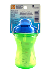 Playtex Sipsters Stage 2 Straw Cup, 266ml, Sky Blue/Green