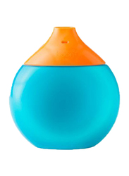 Boon Fluid Baby Sippy Cup, Blue/Orange
