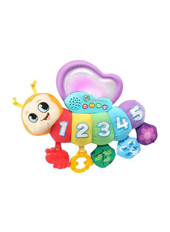 Leap Frog Butterfly Counting Pal Baby Toy, All Ages