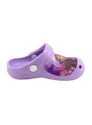 Disney Frozen II Crocs for Girls, 32 EU, Lilac