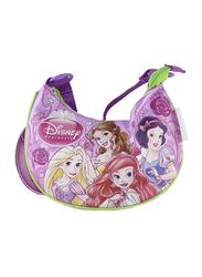 Disney Fairies Hand/Shoulder Sling Bag for Girls, Purple