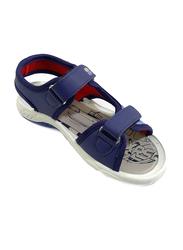 Disney Cars Lightning McQueen Sandals for Boys, 27 EU, Dark Blue
