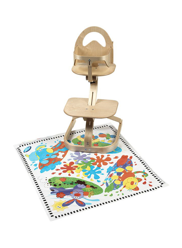 Playgro Baby Muck Mat, Multicolour
