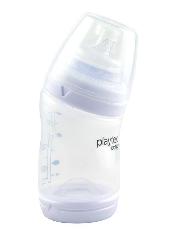 Playtex VentAire Nipple Bottle, 175ml, Clear