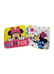 Disney Minnie Mouse 2-Pieces Expanding Magic Towels Set for Babies, Yellow/White/Pink