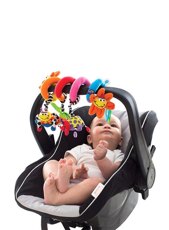 Playgro Amazing Garden Twirly Whirly Toy, Multicolour
