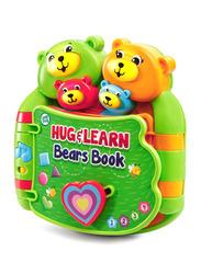 Leap Frog Hug & Learn Bears Book Toy, Multicolour