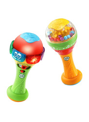 Leap Frog Learn & Groove Counting Maracas Rattle, Multicolour