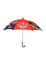 Disney 16-inch Cars Automatic Umbrella for Boys, Multicolor