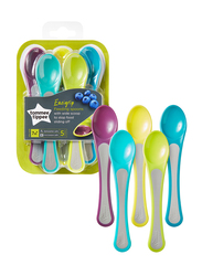 Tommee Tippee Explora Feeding Spoons Unisex, 5-Pieces, White