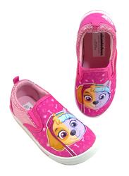 Nickelodeon Paw Patrol Pull-On Sneakers for Girls, 27 EU, Pink