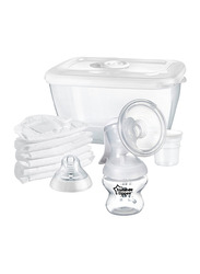 Tommee Tippee Closer to Nature Manual Breast Pump, White