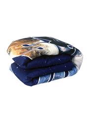 Lucas Star Wars Twin Kids Comforter, 182 x 218cm, Blue
