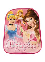 Disney Princesses Backpack for Boys, 3 Years & Above, Polyester, One Size, Multicolour