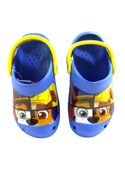 Nickelodeon Paw Patrol Crocs for Boys, 29 EU, Cobalt Blue