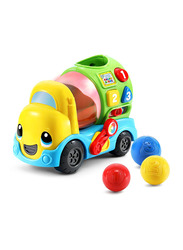 Leap Frog Popping Color Mixer Truck Toy, Multicolour