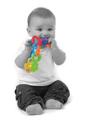 Playgro Twirly Whirl, Multicolour