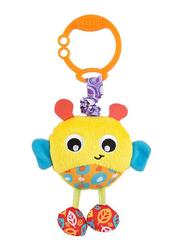 Playgro Wiggling Bertie Bee, Multicolour