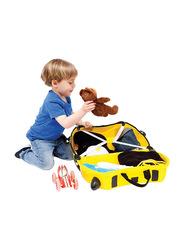 Trunki Bernard Bumble Bee Suitcase, Yellow