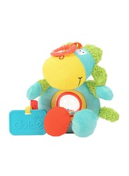 Dolce Lamb Teether & Pull Legs Toy, Multicolour