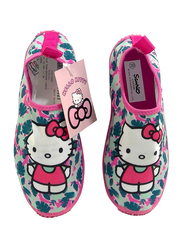 Sanrio Hello KittySneakers for Girls, 24 EU, Fuschia
