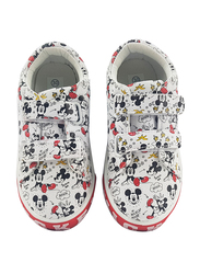 Disney Minnie Mouse Sneakers for Girls, 24 EU, White