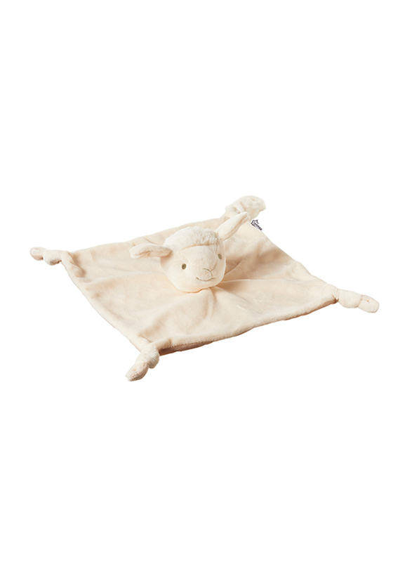 Tommee Tippee Soft Comforter Unisex, Lilly Lamb, Off White