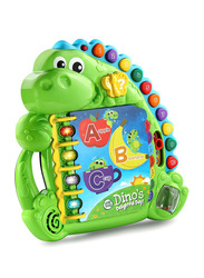 Leap Frog Dino's Delightful Day Playbook Toy, Multicolour