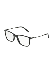 Dolce & Gabbana Full Rim Rectangle Black Frame for Men, DG5024-501, 53/18/145