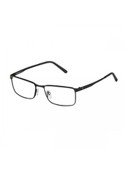 Rodenstock Full Rim Square Black Frame Unisex, RS-R2609-C140-5216, 52/16/140