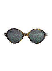 Dior Full Rim Round Blue/Green/Grey Sunglasses for Women, Grey/Green Lens, CD-DRUMBRAGE-0X852TW, 52/20/135