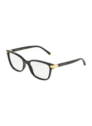 Dolce & Gabbana Full Rim Square Black Frame for Women, DG5036-501, 51/17/140