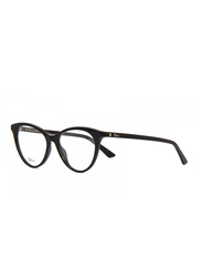 Dior Full Rim Cat Eye Havana Frame for Women, CD-MONTGNE57-8075215, 52/15/145