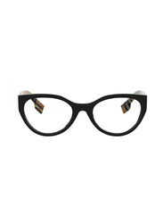 Burberry Full Rim Cat Eye Black Frame for Women, BU-2289-3773, 53/20/140