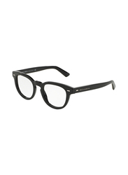 Dolce & Gabbana Full Rim Round Black Frame for Women, DG3225-501, 48/20/140