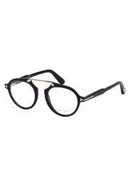 Tom Ford Full Rim Round Black Frame for Men, FT-549400147, 47/22/145