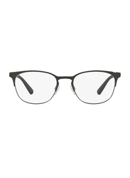 Emporio Armani Full Rim Square Black Frame for Men, EM-1059-3001, 53/19/145