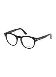 Tom Ford Full Rim Round Black Frame Unisex, FT-542600149, 49/19/145