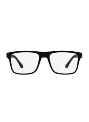 Emporio Armani Full Rim Square Black Frame for Men, EM-4115-50421W, 54/18/145