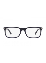 Burberry Full Rim Rectangle Blue Frame for Men, BU-2282-3399, 53/17/145